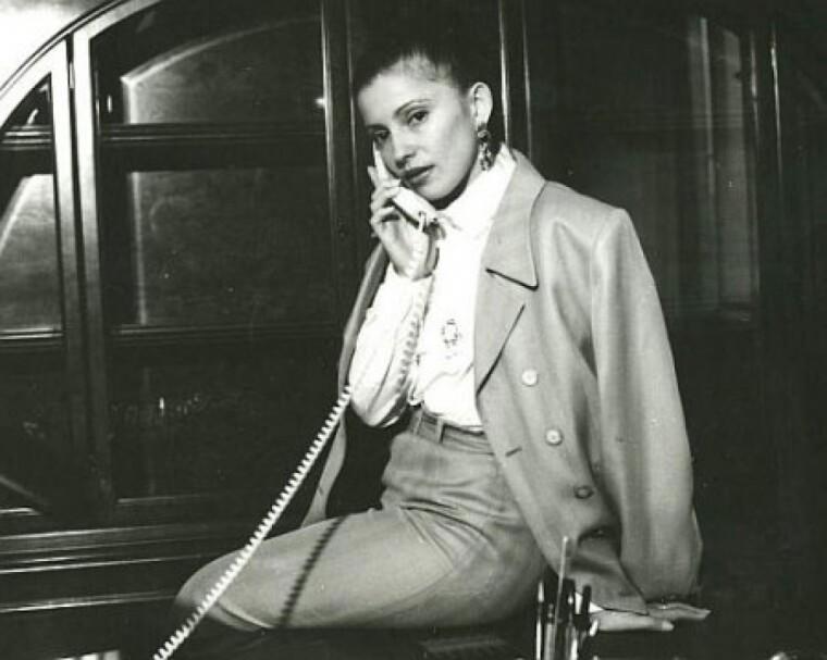 фото Тимошенко в начале карьеры