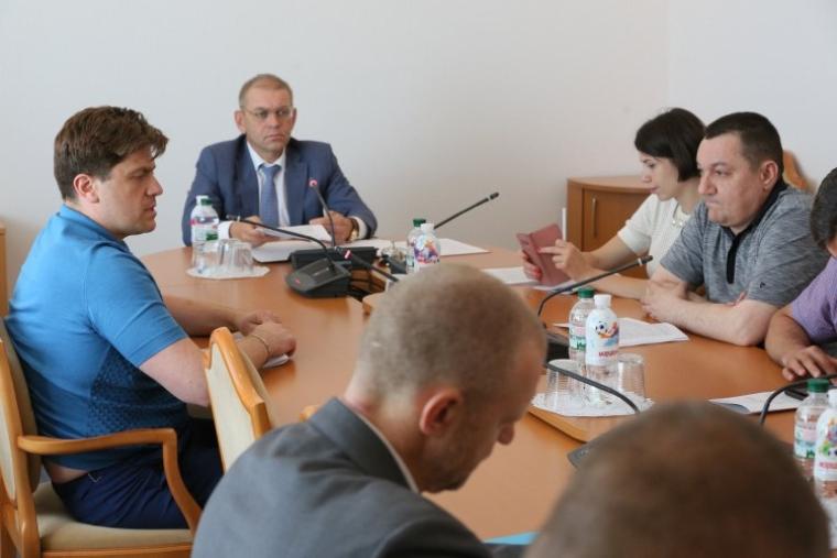 Иван Винник, Сергей Пашинский, Татьяна Черновол и Дмитрий Тимчук