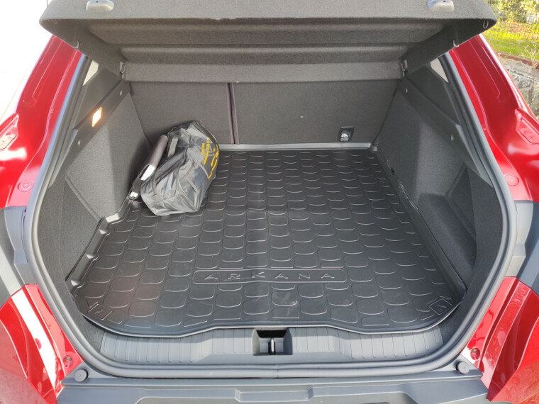 Багажник Renault Arkana