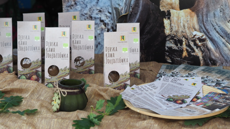 Є щось дуже символічне в тому, що країна, яка подарувала світу Шопена, заново створила спокусливу жолудеву каву, увічнену в його листі майже 200 років тому/foodandkitchen.pl