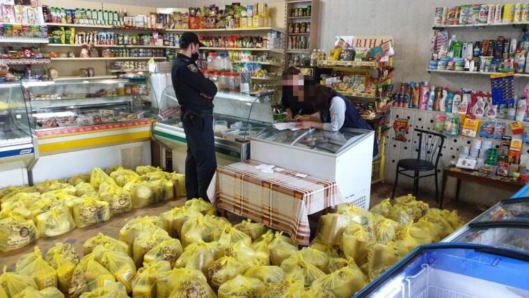 Подкуп избирателей в Луганской области