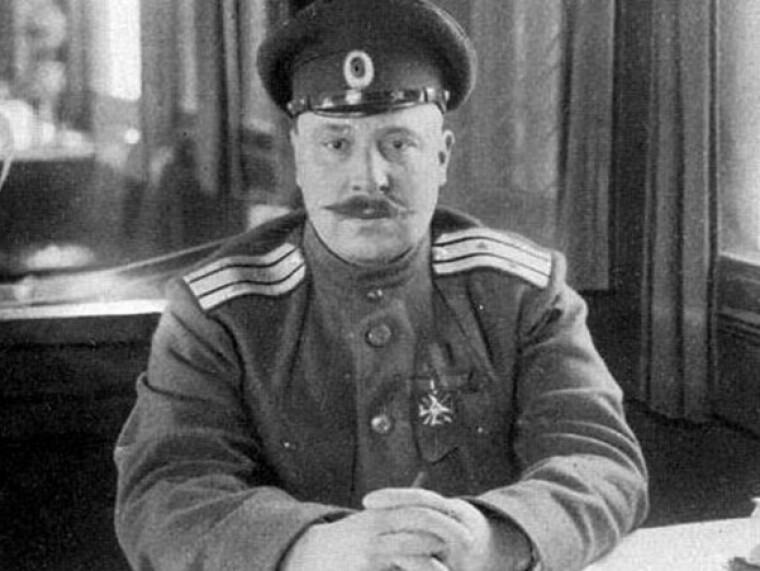 Петро Махров, представник Врангеля в Польщі