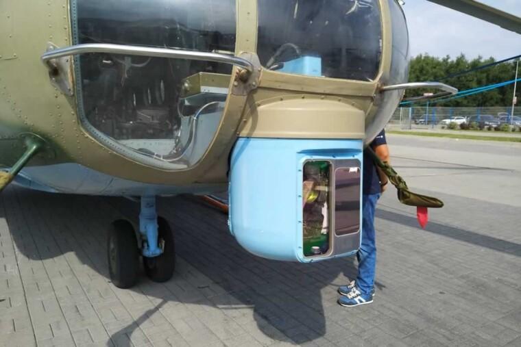 """Компанія """"Рамзай"""" повністю освоїла і почала випуск систем управління зброєю бойового вертольота"""