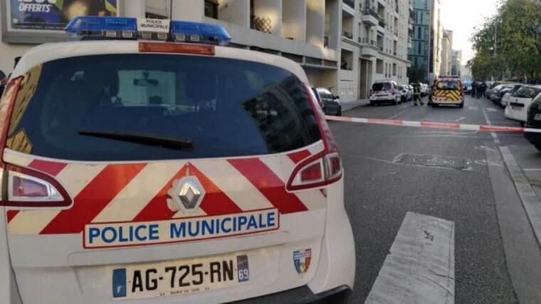 Автомобіль ліонської поліції