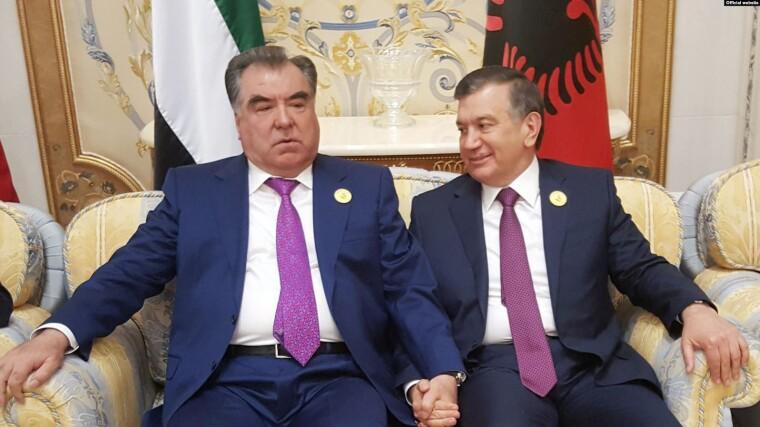 При Каримове отношения Узбекистана  с Таджикистаном дошли до минирования обеими сторонами участков на границе, а при Мирзиееве наступила разрядка / president.uz