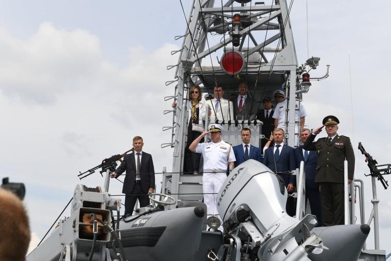 В Черном море стартовали учения Sea Breeze-2021 / facebook.com/SeaBreezeexercise
