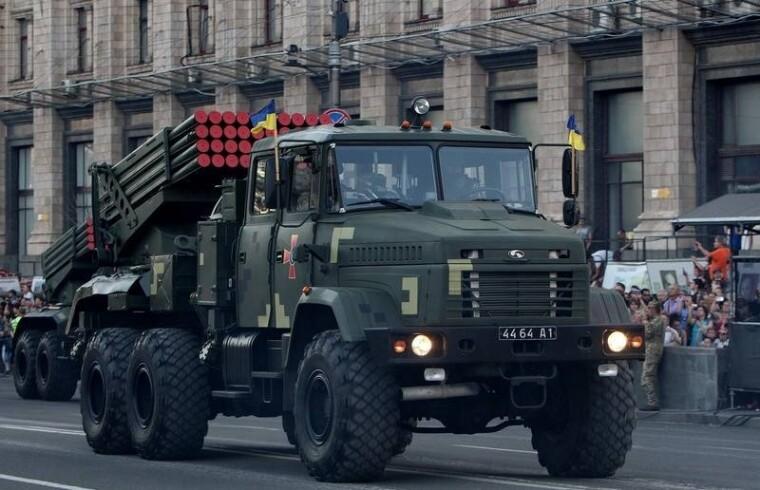БМ-21У «Верба»