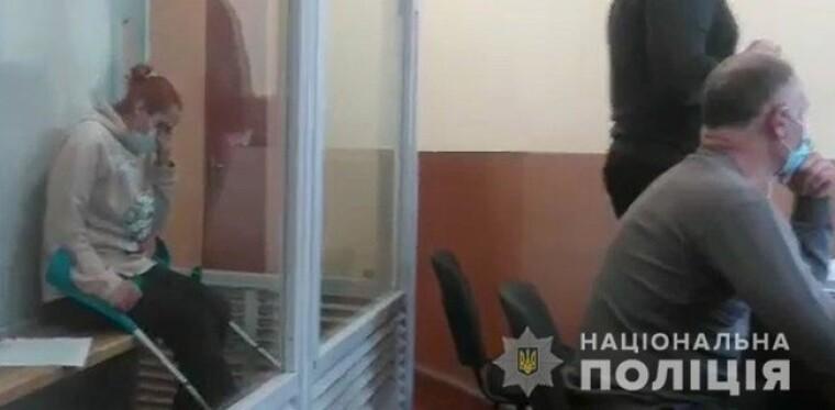 Руководитель харьковского дома престарелых, в котором вспыхнул пожар
