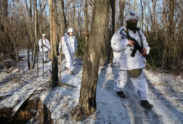 На Донбасі загострення ситуації