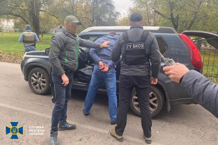 голова Чернігівської РДА затриманий
