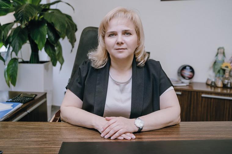 Елена Буркатовская