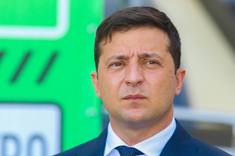 Володимир Зеленський продовжує лідирувати в президентському рейтингу
