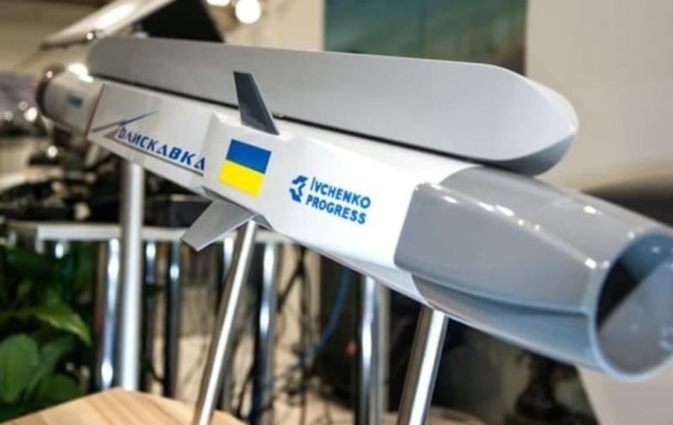 Макет ракеты «Молния», для которой разрабатывается новейший ПВРД / naukatehnika.com