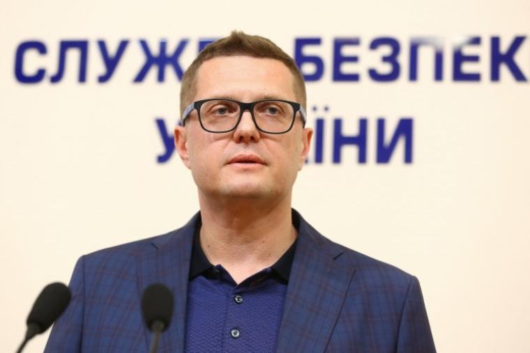 Иван Баканов, председатель Службы безопасности Украины