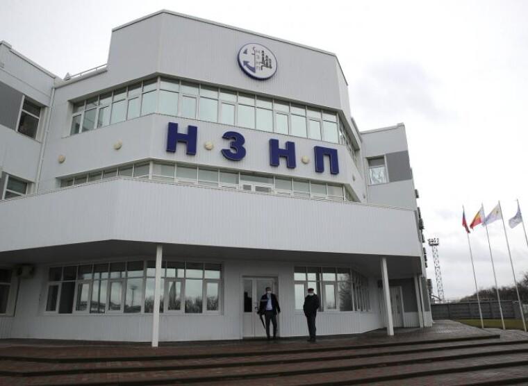 Новошахтинський завод нафтопродуктів/don24.ru