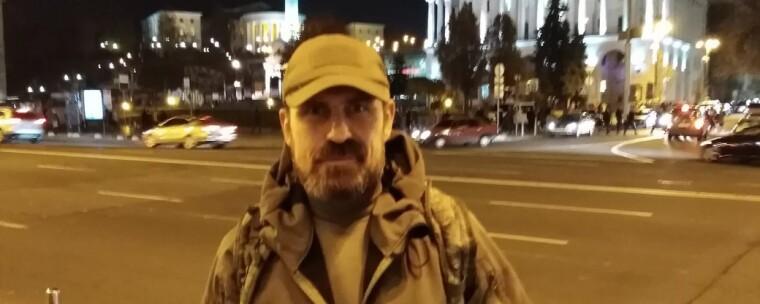 Ветеран ООС Микола Микитенко вчинив самоспалення
