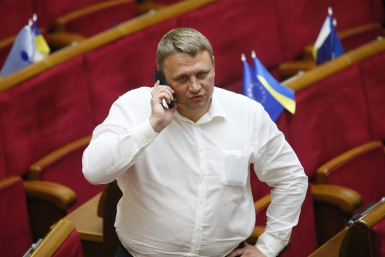 Народный депутат Александр Шевченко