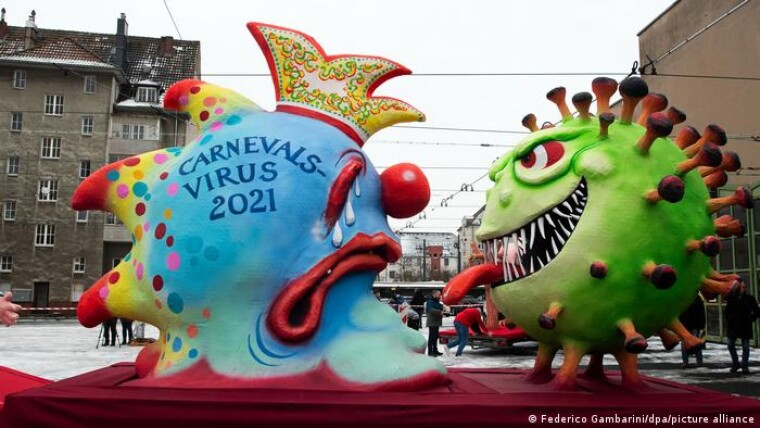 Карнавальный вирус и коронавирус
