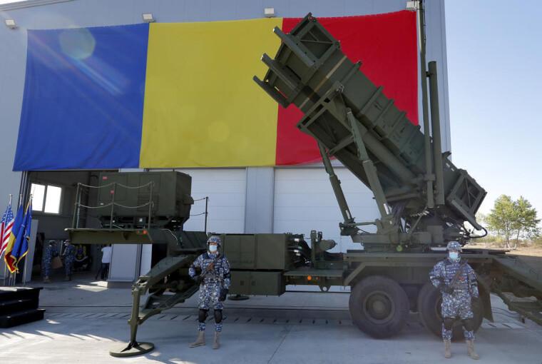 Первый зенитно-ракетный комплекс Patriot в Румынии, 17 сентября 2020 года.
