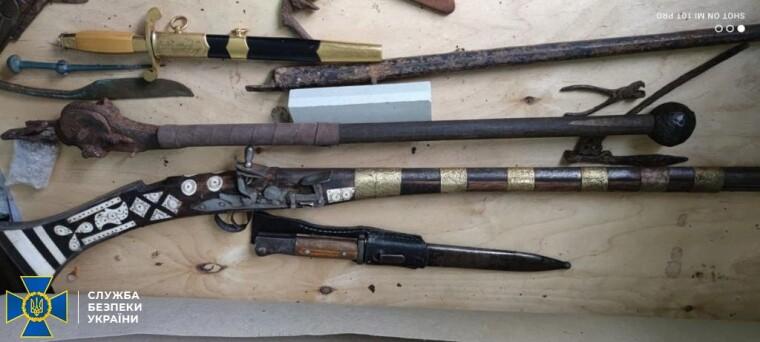 Старовинна зброя