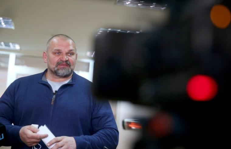 ЦВК офіційно зареєструвала Василя Вірастюка народним депутатом