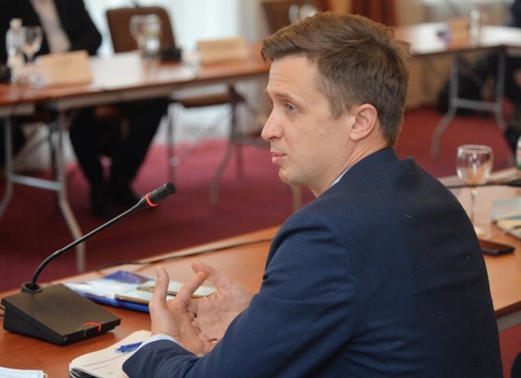 Вадим Новосад, начальник отдела по безопасности и противодействию нелегальной торговли Imperial Tobacco Ukraine