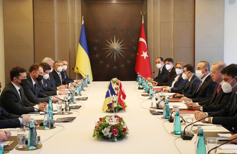 Україні потрібно зміцнювати зв'язки з Туреччиною, Великобританією, західними сусідами, а також розширювати свою присутність на Аравійському півострові