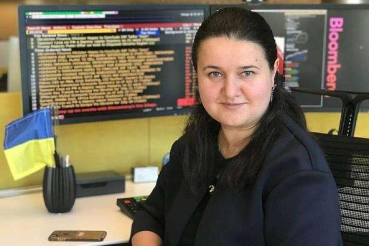 Оксана Маркарова / facebook.com/minfin.gov.ua