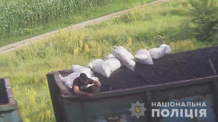 Банда специализировалась на кражах минудобрений и угля