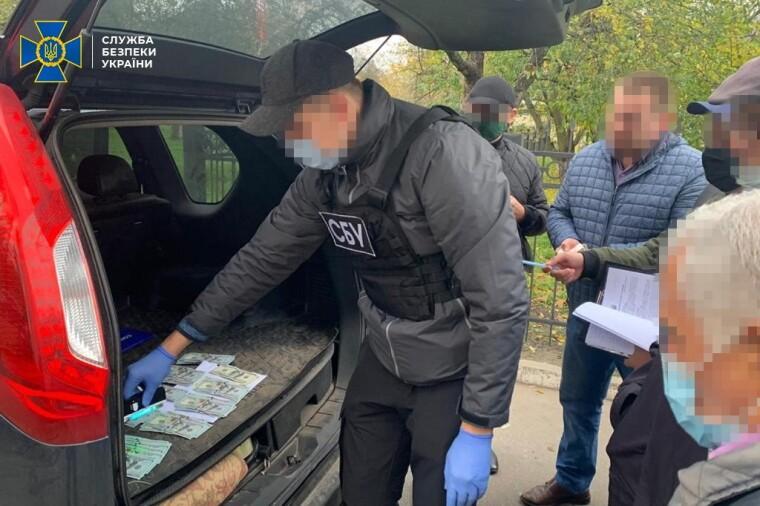 голова Чернігівської РДА Сергій Журман вимагав $ 10 тисяч