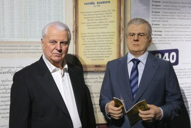 Экс-президент Украины (1991-1994) Леонид Кравчук