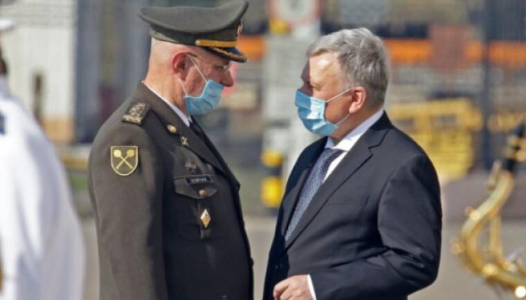 Руслан Хомчак і Андрій Таран/inform-ua.info