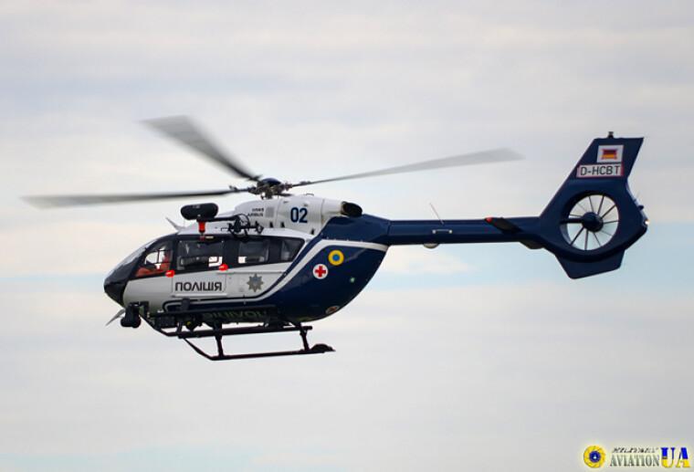 Вертолет H145 / militaryaviation.in.ua