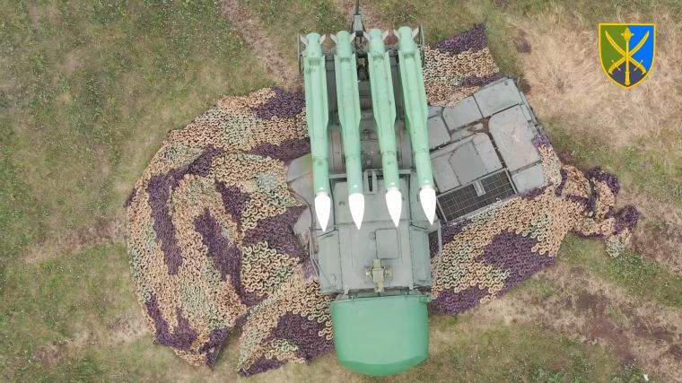 Навчання зенітно-ракетних підрозділів ЗСУ/facebook.com/JointForcesCommandAFU