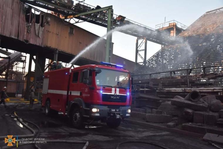 Причина пожежі та збиток — встановлюються