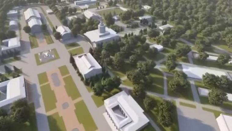 Проєкт президентського університету/соцмережі