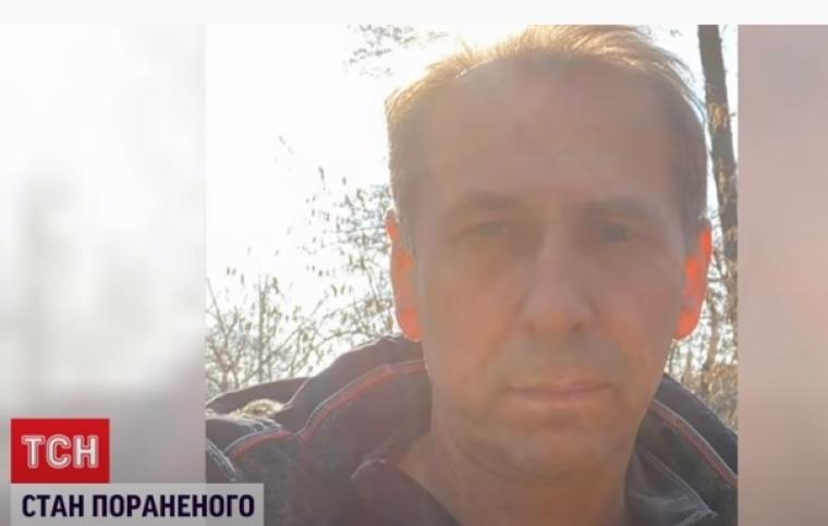 Олександр Іванько, водій Сергія Шефіра