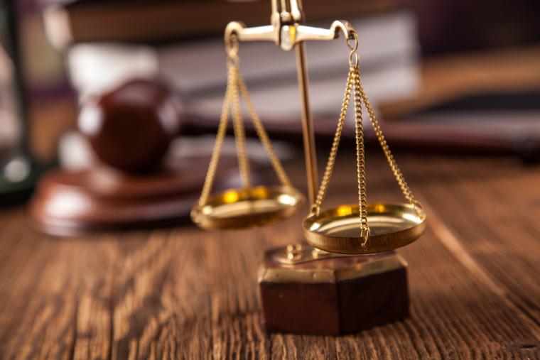 Президент Украины Владимир Зеленский наложил вето на закон о возобновлении работы Высшей квалификационной комиссии судей