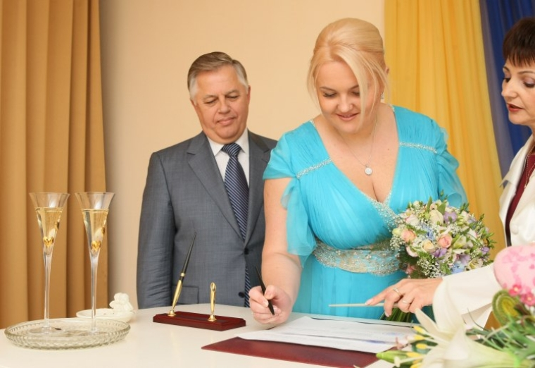 Петро Симоненко і його дружина Оксана Ващенко