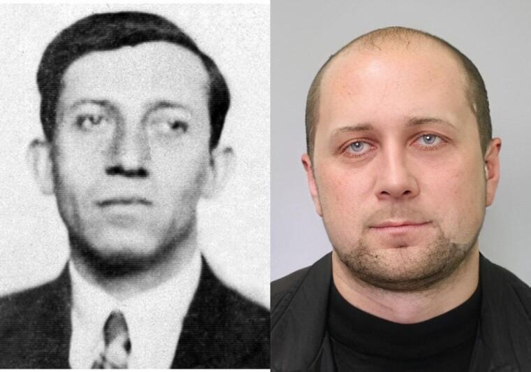 Два отравителя из двух эпох: слева - Григорий Майрановский, справа - Константин Кудрявцев