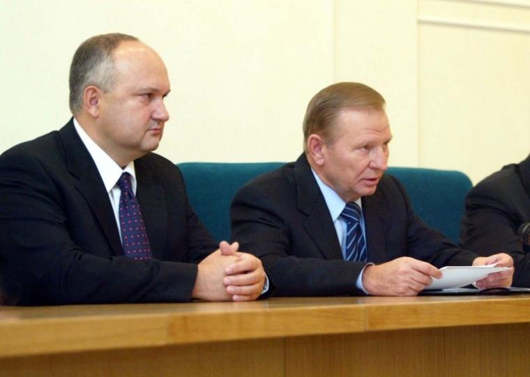 Председатель Службы безопасности Украины (СБУ) Игорь Смешко