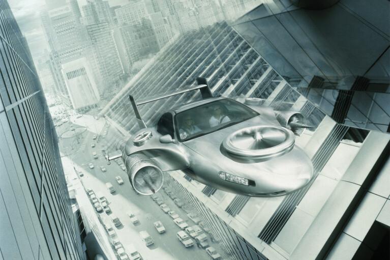 Джетпаки и летающие авто. Почему будущее так и не наступило