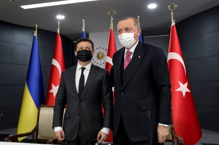 Имитация союзничества. Чем обернется стамбульский вояж Зеленского