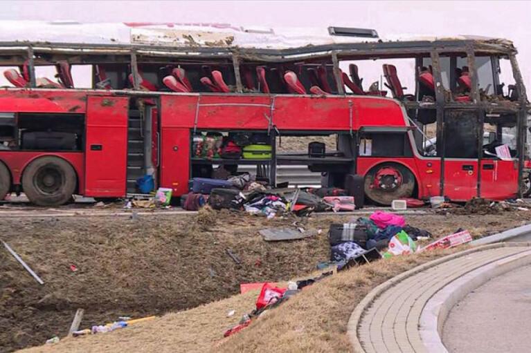 ДТП с украинскими автобусами в Польше: всех пострадавших выписали из больницы