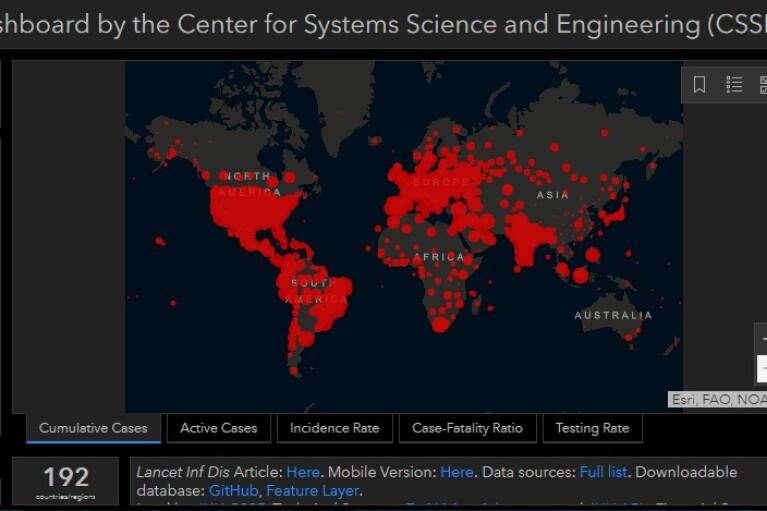 Коронавірус у світі: ситуація станом на ранок 5 березня