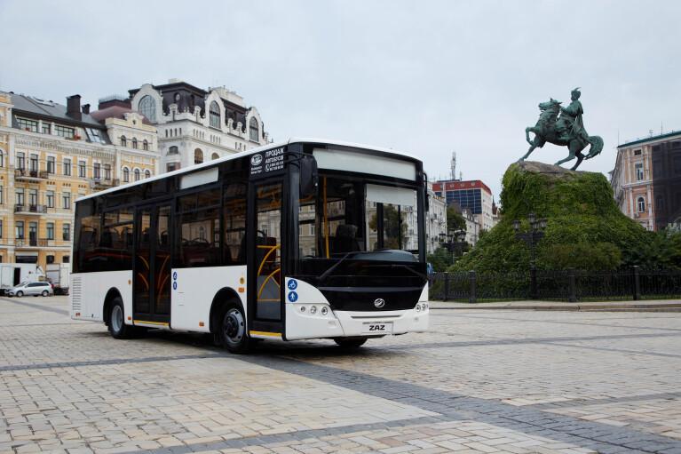 ЗАЗ розширює модельний ряд автобусів, що відповідають європейським еко-стандартам