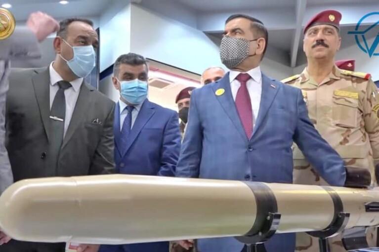 """Позитив недели. КБ """"Луч"""" представило наше лучшее оружие на выставке в Ираке"""