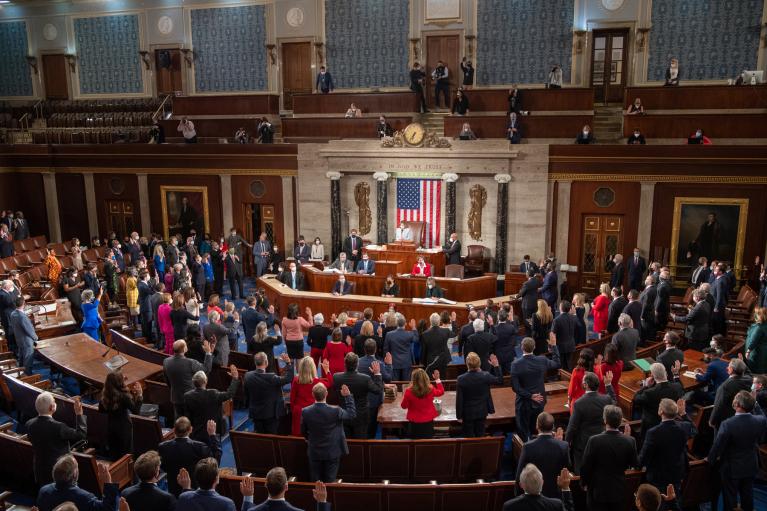 $481 млн і смотрящі за Радою. Що приготувала для України Палата представників США