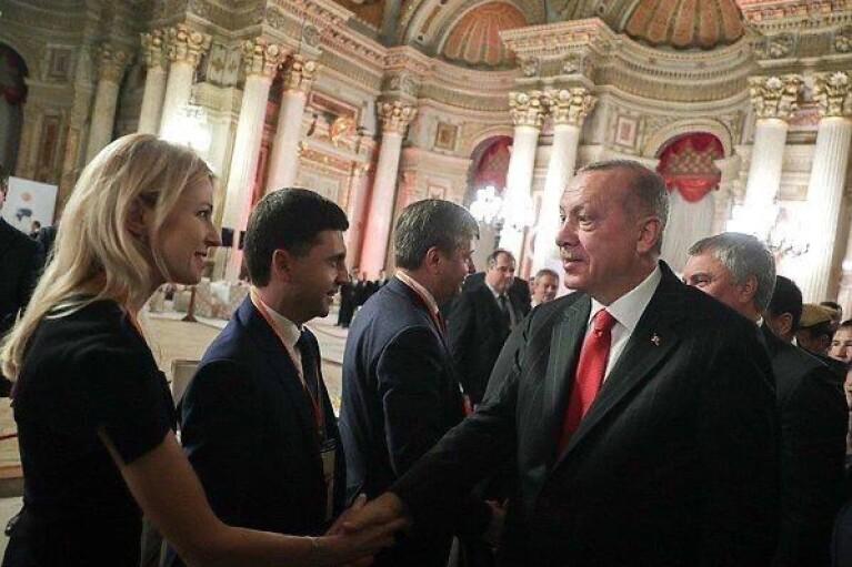 Поклонская разразилась странным постом об аннексии Крыма и рукопожатии с Эрдоганом
