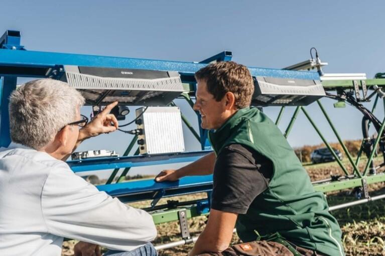 Bosch і BASF створили спільне підприємство у сфері цифрових технологій у сільському господарстві